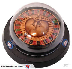 ROULETTE WHEEL AUTOMATIC