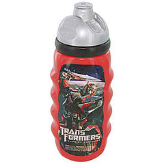TRANSFORMERS FUSION FLOW DRINK BOTTLE