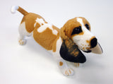 SOFT TOY BEAGLE - STANDING