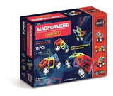 Magformers Vehicle Line 16 piece set