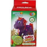 Super Dough Fancy Horse - Purple Power