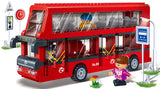 BANBAO DOUBLE DECKER BUS 412 PIECE (8769)