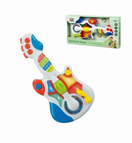Musical Guitar Baby Toy Pipsqueaks Toys Ltd