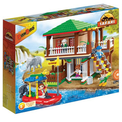 BANBAO SAFARI TOUR 442 PIECE (6652)