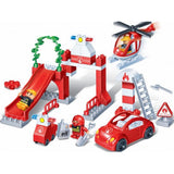 YO - FIRE SET 53 PIECE (9631)