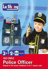POLICE OFFICER DRESS UP WITH ACCESSORIES