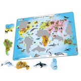Animals of the World Puzzle (28pc)