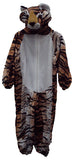 CHILDS BROWN TIGER COSTUME