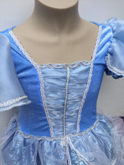 CINDERELLA PRINCESS COSTUME - BLUE