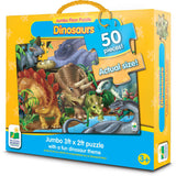 The Learning Journey Jumbo Floor Puzzle, Dinosaurs