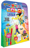3D Fairys Rainbow brush Magic