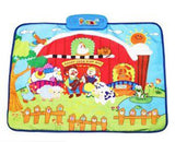 MUSICAL FARM MAT