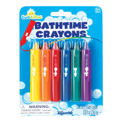Bath Crayons - Draw in the Tub