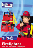 FIREFIGHTER DRESS UP WITH ACCESSORIES
