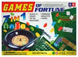 GAMES SET - 7-IN-1
