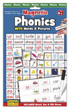 MAGNETIC PHONICS WITH WORDS & PICTURES