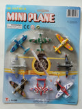 Die Cast Mini Plane Set