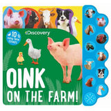 oink on the farm