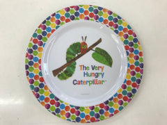 The Very Hungru Caterpillar Plate