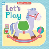 Touch and Feel Book- Lets play