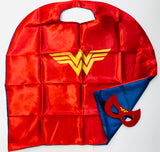 Wonder Woman Cape and mask
