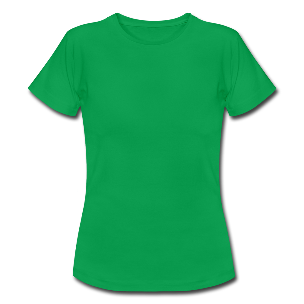 Women's T-Shirt - kelly green