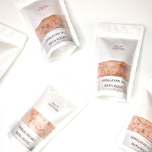 Load image into Gallery viewer, Himalayan Salt Bath Rocks