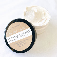 Load image into Gallery viewer, Cinnamon + Vanilla Whipped Soap