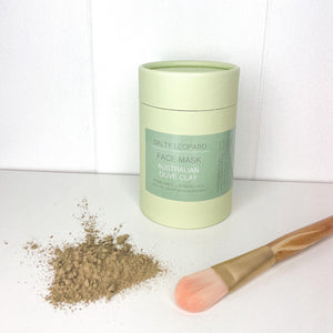 Australian Olive Clay - Face Mask