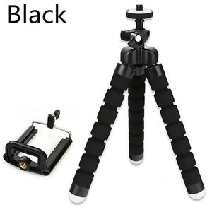 Flexible Octopus Leg Phone Holder Smartphone Accessories Stand Support For Mobile Tripod For Phone for xiaomi HTC note