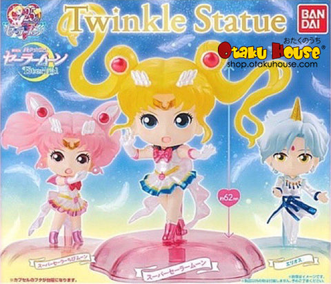 Kuji - Sailor Moon Eternal Twinkle Statue [2 Capsules]
