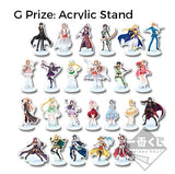 Kuji - Sword Art Online GAME PROJECT 5th Anniversary Part 3 (OOS)