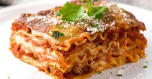 3 Meat Lasagna Classic Meal