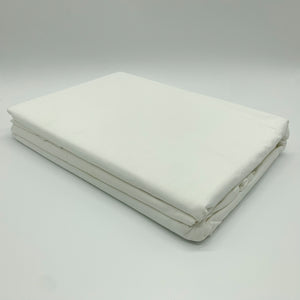 Lilly White Bedsheet Set