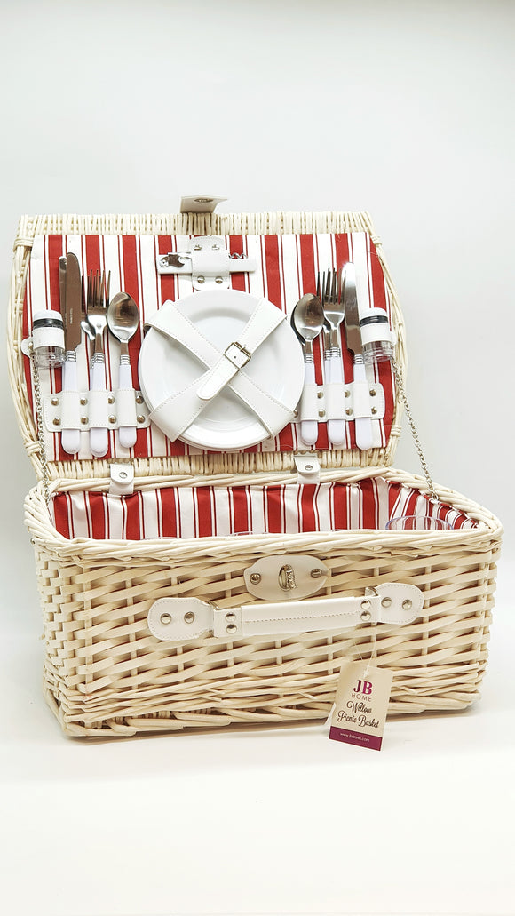 Picnic Basket 24pcs