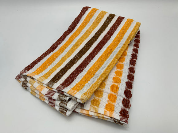 Kitchen Towels - 2 pack - Mixed Colours