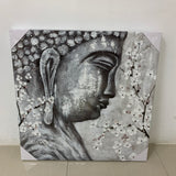Canvas Paintings - 80x80cm - Buddha