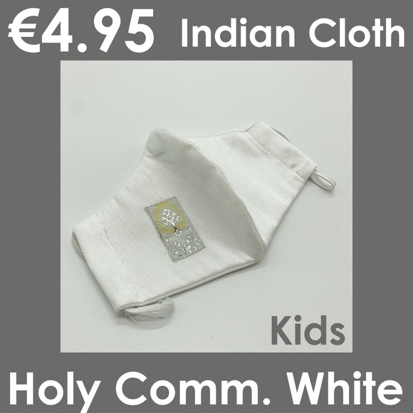 Fancy Fabric Masks - Holy Communion