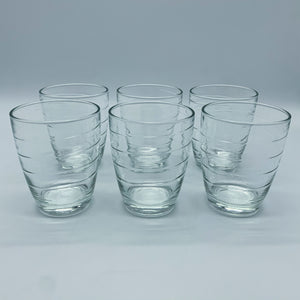 Spring Tumbler Glasses - Set of 6 - LG-150213
