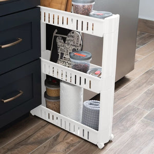 3 Tier Slide out Storage Cart