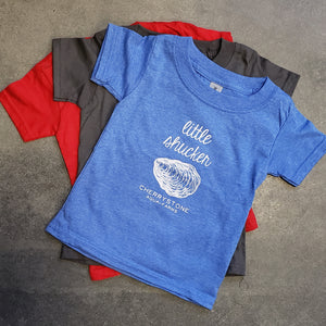 """Little Shucker"" Toddler T-Shirt"