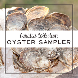 Curated Collection: Oyster Sampler