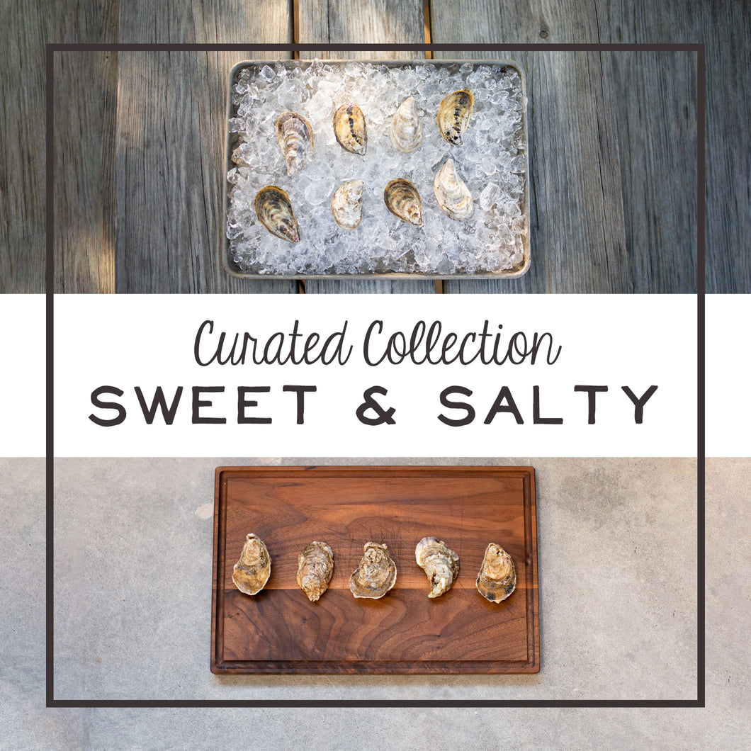 Curated Collection: Sweet & Salty