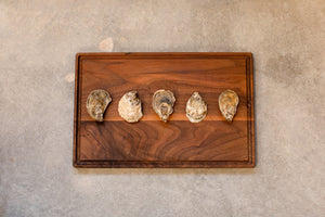 "Chunus: The Cocktail ""Bottoms Up"" Oyster"
