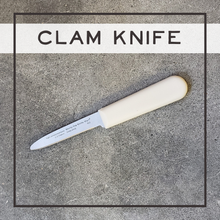 "Load image into Gallery viewer, 3"" Clam Knife"