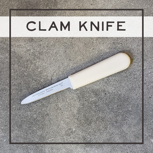 "3"" Clam Knife"