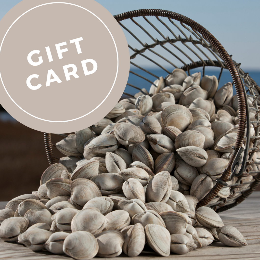 Cherrystone Aqua-Farms: Gift Card