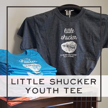 "Load image into Gallery viewer, ""Little Shucker"" Youth T-Shirt"