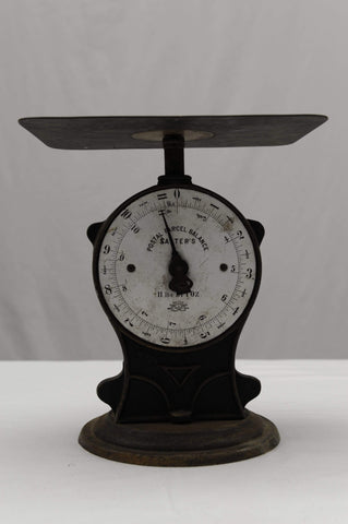 Antique Salters Post Office Balance Brass Scales
