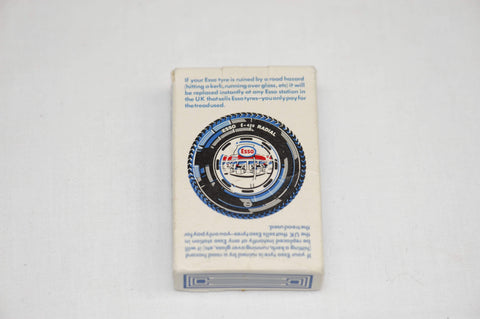 Esso Radial Tyres Promotional Playing Cards
